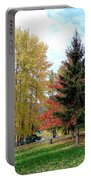 Fall In Kaloya Park 1 Portable Battery Charger