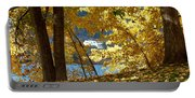 Fall In Kaloya Park 3 Portable Battery Charger