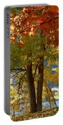 Fall In Kaloya Park 4 Portable Battery Charger