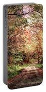 Fall In Monongalia County Portable Battery Charger