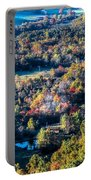 Fall In Shenandoah Valley Portable Battery Charger