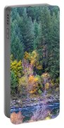 Fall In Spokane Portable Battery Charger