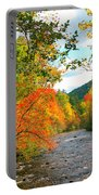Fall In The Smokey Mountains  Portable Battery Charger