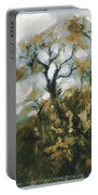 Fall In The Sumacs Portable Battery Charger