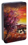 Fall In Villers Portable Battery Charger