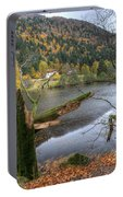 Fall In Vosges National Park Portable Battery Charger