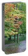 Fall Is Arriving Portable Battery Charger