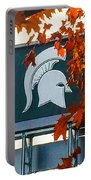 Fall Is Football Portable Battery Charger