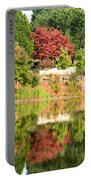 Fall Tree -loganville Georgia Portable Battery Charger