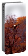 Fall Landing Portable Battery Charger