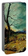 Fall Landscape 56 Portable Battery Charger