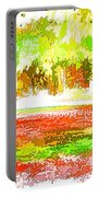 Fall Leaves Trees 2 Portable Battery Charger