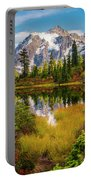 Fall Mountain View Portable Battery Charger