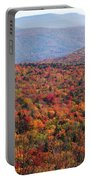 Fall Mountains #3 Portable Battery Charger