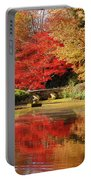 Fall On Fire Portable Battery Charger