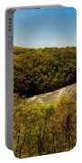 Fall On The Shenandoah River - West Virginia Portable Battery Charger