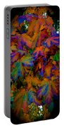 Fall Painting By Mother Nature Portable Battery Charger