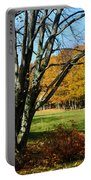 Fall Pasture Portable Battery Charger