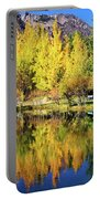 Fall Reflections At The Double Eagle Portable Battery Charger