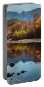Fall Reflections  Portable Battery Charger