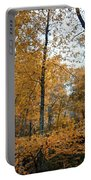 Fall Tees At  Yankee Horse Overlook   Portable Battery Charger