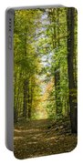 Fall Trail Portable Battery Charger