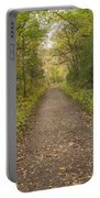 Fall Trail Scene 48 Portable Battery Charger