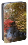 Fall Transition Portable Battery Charger