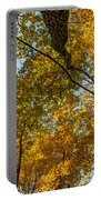 Fall Tree Tops Portable Battery Charger