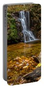 Fall Waterfall 3 Portable Battery Charger