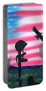 Fallen Soldier Portable Battery Charger