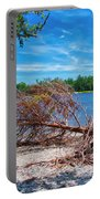 Fallen Tree Portable Battery Charger
