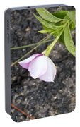 Falling Flower Portable Battery Charger