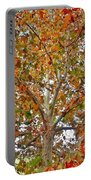 Falling Into Fall Portable Battery Charger