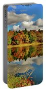 Falling Slowly Portable Battery Charger