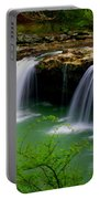 Falling Water Falls Portable Battery Charger