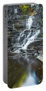 Falls Creek Gorge Trail Reflection Portable Battery Charger