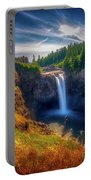 Falls From Up High Portable Battery Charger