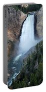Yellowstone National Park Waterfalls Portable Battery Charger