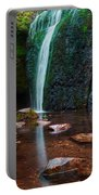 Falls In Bluff Country Portable Battery Charger