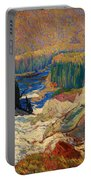 Falls - Montreal River Portable Battery Charger