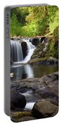 Falls On Sweet Creek Portable Battery Charger