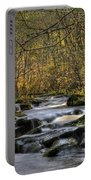 Falltime In Skamania County Portable Battery Charger