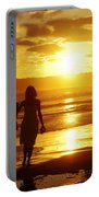 Family Walk On Beach Portable Battery Charger