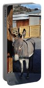 Famous Route 66 Burro Portable Battery Charger