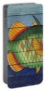 Fanciful Sea Creatures-jp3826 Portable Battery Charger