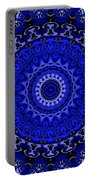 Fancy Cartoon Blues Portable Battery Charger