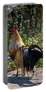 Fancy Rooster Portable Battery Charger
