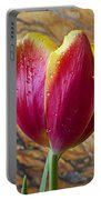 Fancy Tulip Portable Battery Charger