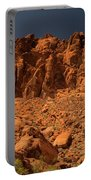 Fantastic Landscape Valley Of Fire Portable Battery Charger